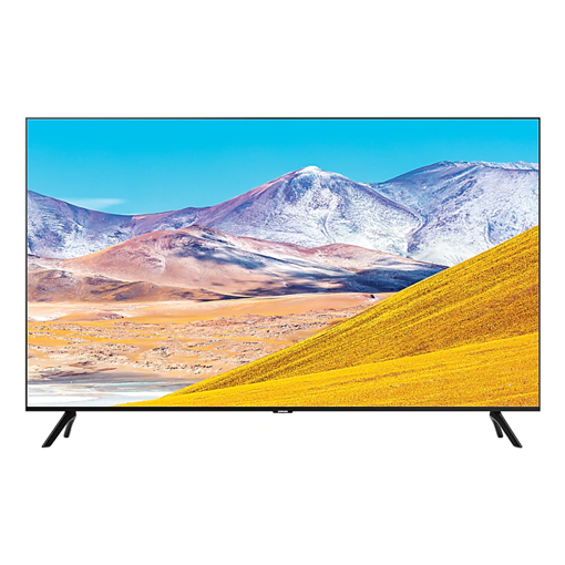 Buy the latest Samsung TU8000 43 inch Smart TV UA50TU8000UXQR online at the best price and get it delivered across Qatar from Electronyat.qa with Free Home Delivery & optional Extended warranty, check out specs and price of this 4K UHD TV with its Crisp and vivid Colors, crystal display and processor & Enjoy a smooth gaming experience without motion blur and judder.