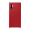 Picture of Samsung Galaxy Note10 Plus Leather Back Cover
