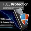Picture of Samsung Galaxy Note 20 Ultra Screen Protector [Dome Glass] Full 3D Curved Edge Tempered Glass Shield