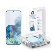 Picture of Samsung Galaxy S20 Screen Protector [Dome Glass] Full 3D Curved Edge Tempered Glass Shield