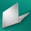 "Picture of ASUS X509JA-EJ025T 15.6"" Full HD Laptop / Intel Core i3-1005G1 Processor / 4GB RAM / 256GB SSD"