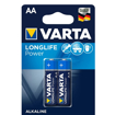 Picture of Varta Battery Longlife AA Alkaline (2 Pieces)